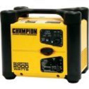 Champion 1600/2000-Watt Inverter Generator