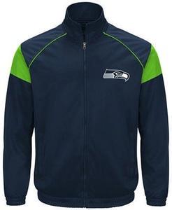 G3 Sports Men's Seattle Seahawks NFL Fall Track Jacket
