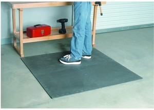 4 Piece Anti-Fatigue Foam Mat Set