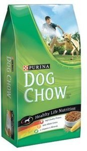 Purina Dog Chow Dog Food, Adult, 42-Lbs. Bag