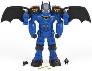 Imaginext DC Super Friends Batbox Extreme