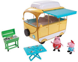 Peppa Pig's Family Campervan