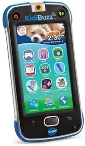 VTech KidiBuzz Hand-Held Smart Device - Black
