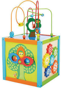 Imaginarium 5 Way Activity Cube