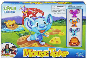 Elefun and Friends Mouse Trap