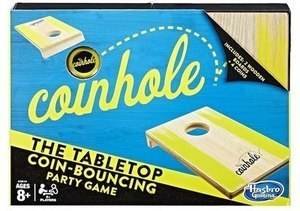 Coinhole Coin-Bouncing Party Game