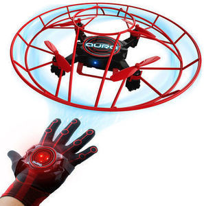 Aura Drone with Glove Controller
