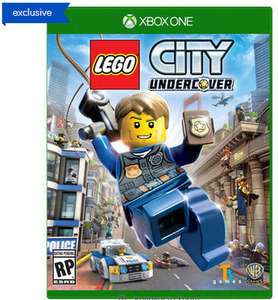 LEGO City Undercover w/ Exclusive GWP Xbox One