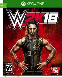 W2K18 for Xbox One