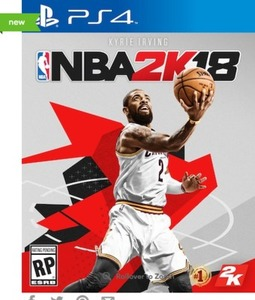 NBA 2K18 Standard Edition for Sony PS4