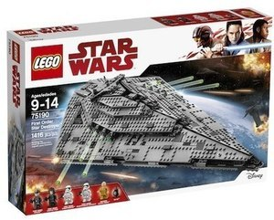 LEGO Star Wars First Order Star Destroyer