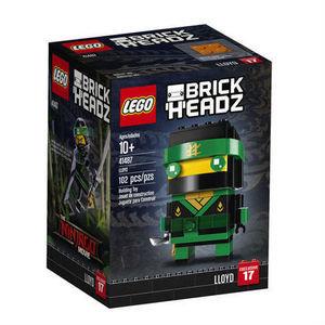 LEGO BrickHeadz The Ninjago Movie Lloyd