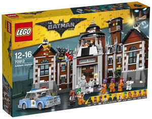 The LEGO Batman Movie - Arkham Asylum