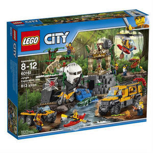LEGO City Jungle Explorers Jungle Exploration Site