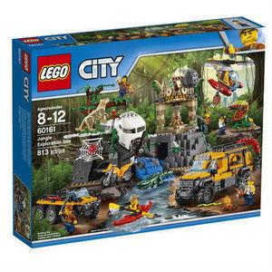LEGO City Jungle Explorers Jungle Exploration Site