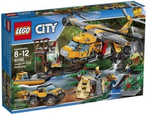 LEGO City Jungle Air Drop Helicopter