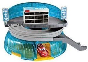 Disney Pixar Cars 3 - Florida Speedway Spiral Playset