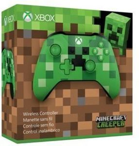 Xbox Wireless Minecraft Creeper Controller