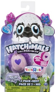 Hatchimals Season 2 2-Pack Colleggtibles - Owlicorn