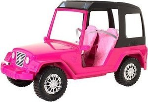 Barbie Pink Passport Sisters Cruiser