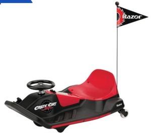 Razor Crazy Cart Shift 24 Volt Ride On