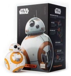 Sphero Star Wars BB-8 App-Enabled Droid with Trainer