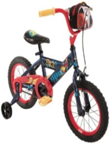 "14"" Huffy Disney Junior Mickey and The Roaster Racers Bike"