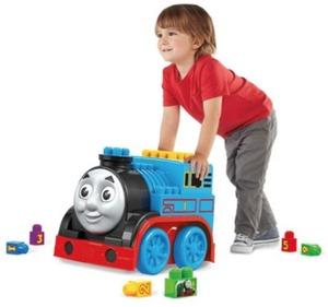 Mega Bloks Thomas and Friends Build and Go Building Set