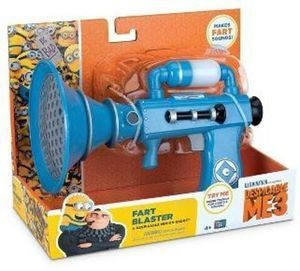 Despicable Me Fart Blaster