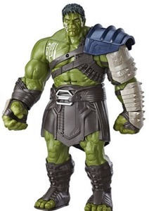 Marvel Thor: Ragnarok Action Figure - Interactive Gladiator Hulk