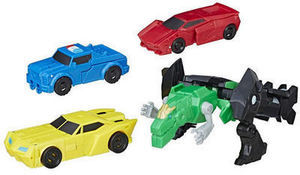 """Transformers: Robots in Disguise Combiner Force 8.5"""" Action Figures"""