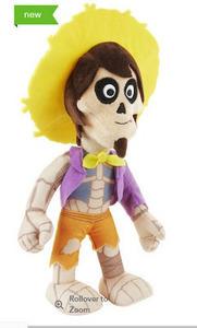 Disney Coco Plush Figures