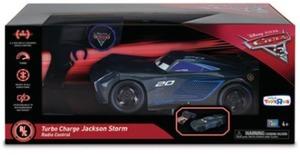 Disney Pixar Cars 3 Radio Control Car - Turbo Charge Jackson Storm