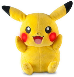 Tomy Pokemon 10 inch Stuffed Figure - My Friend Pikachu
