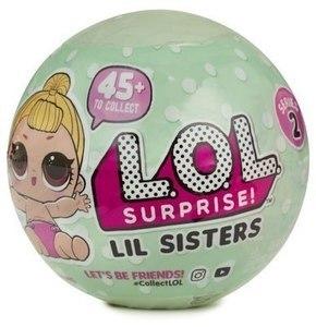 L.O.L. Surprise! Lil Sisters Doll - Series 2
