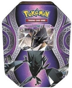 Pokemon GX Fall Tin Trading Card Game