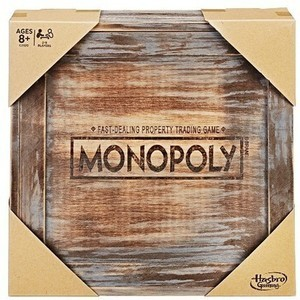 Monopoly rustic series