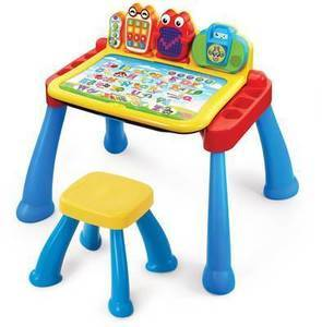 VTech Touch & Learn Activity Deluxe Desk