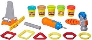 Play-Doh Construction Fun