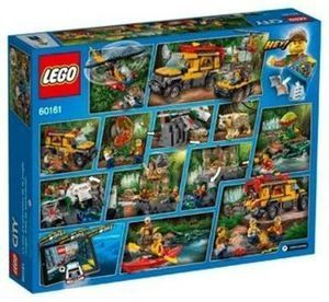 LEGO Jungle Explorers Jungle Exploration