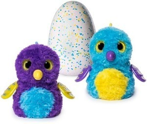 Hatchimals Glittering Garden Hatching Egg - Shimmering Draggle