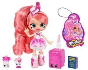 Shopkins World Vacation Shoppies Doll