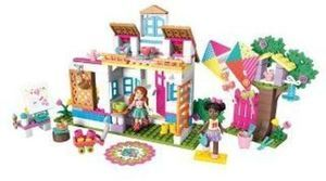 Mega Construx Welliewishers Playful Playhouse Building Set