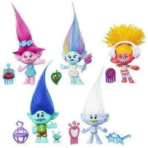 Trolls Collectible Figures