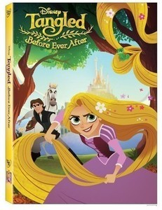 Disney Tangled Before Ever After Vol. 1 DVD