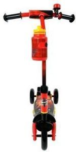 Disney Pixar Cars Huffy Scooter with Lit Deck
