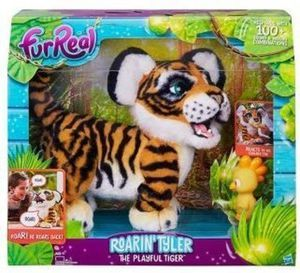 furReal Roarin' Tyler the Playful Tiger