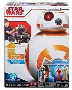 Star Wars BB-8 2-in-1 Mega Playset w/ Force Link