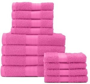 The Big One 12-pc Towel Set