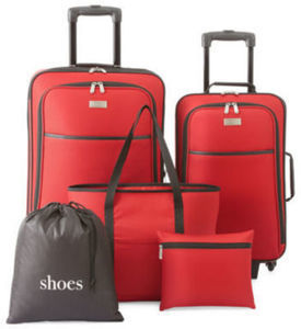 Protocol Garrison 5-Piece Luggage Set